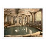 Roman Baths and Abbey V, Bath, Somerset, England Postcards