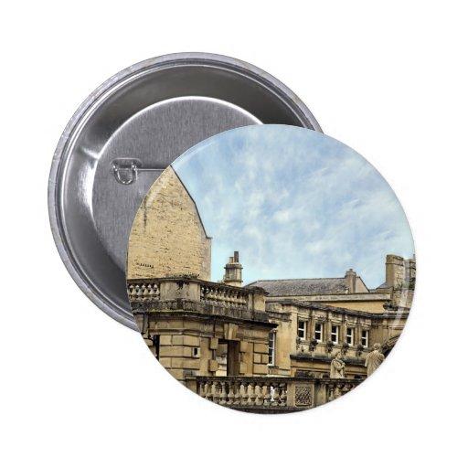 roman baths bath pins