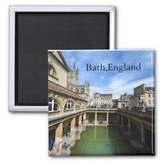 Roman Baths in Bath England Magnet