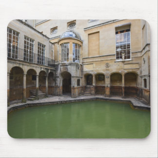 Roman Baths in Bath, England Mouse Pad