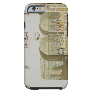 Roman Baths, plate from 'The History of the Nation Tough iPhone 6 Case
