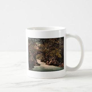 Roman bridge II, Bettws-y-Coed (i.e. Betws), Wales Classic White Coffee Mug