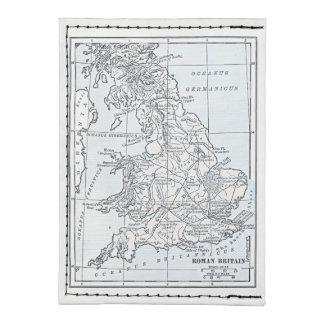 Roman Britain 43 AD Tyvek® Card Case Wallet