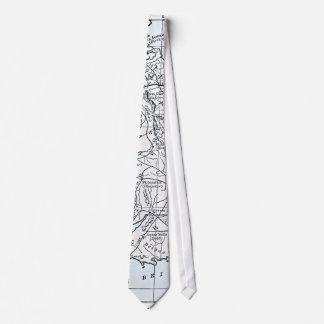 Roman Britain 43 AD Neck Tie