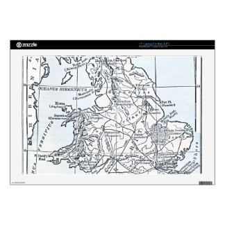 Roman Britain 43 AD Decal For Laptop