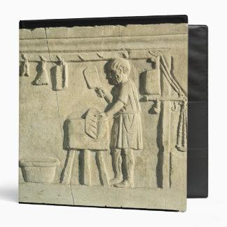 Roman Butcher's, relief Binder