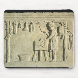 Roman Butcher's, relief Mouse Pad