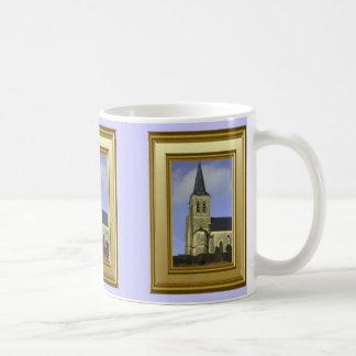 Roman Catholic Church, Northern France Classic White Coffee Mug