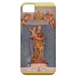 Roman Catholic shrine to Mary, France iPhone SE/5/5s Case