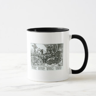 Roman Catholicism and Lutheranism Contrasted Mug