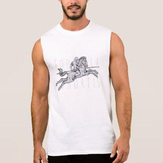 Roman Cavalry Charger (Equites Ala Cohortis) Sleeveless T-shirt