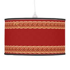 Roman Ceiling Lamp