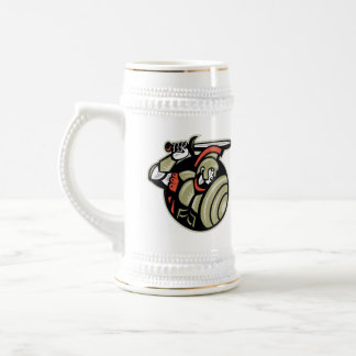 Roman Centurion Soldier With Sword And Shield 18 Oz Beer Stein