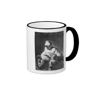 Roman Charity Ringer Mug
