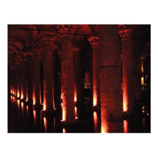 Roman Cistern 3 Post Card