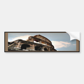 Roman Coliseum Bumper Sticker