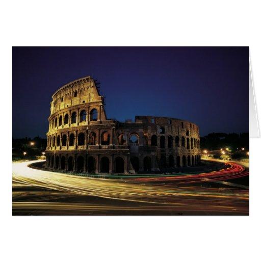 Roman Coliseum Cards