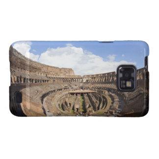 Roman Coliseum, fish eye view Samsung Galaxy SII Covers