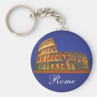 Roman Coliseum Keychain
