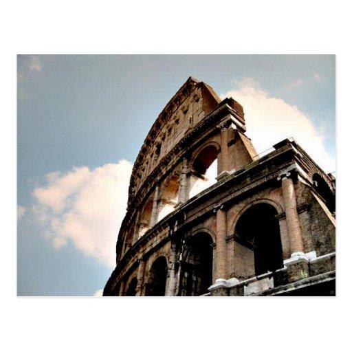 Roman Coliseum Post Cards