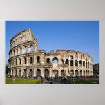 Roman Coliseum Posters