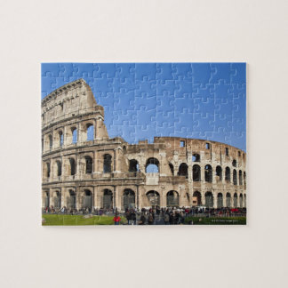 Roman Coliseum Puzzles