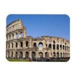 Roman Coliseum Rectangular Photo Magnet