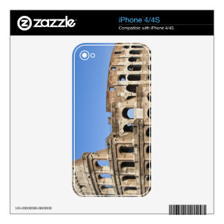 Roman Coliseum Skins For The iPhone 4S