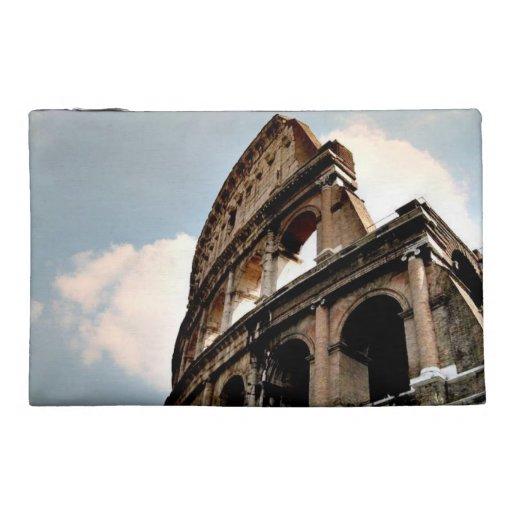 Roman Coliseum Travel Accessory Bags