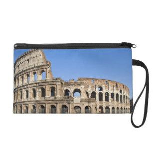Roman Coliseum Wristlet Purse