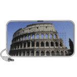 Roman Colosseum Lazio, Italy iPod Speakers