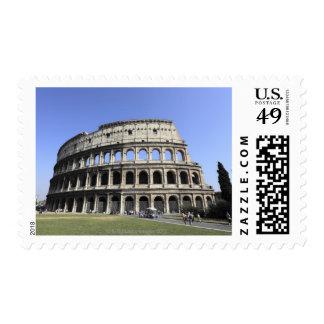 Roman Colosseum Lazio, Italy Postage