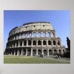 Roman Colosseum Lazio, Italy Posters