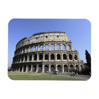 Roman Colosseum Lazio, Italy Flexible Magnet