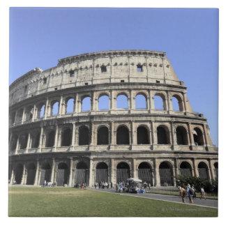 Roman Colosseum Lazio, Italy Tile