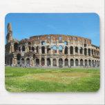 """Roman Colosseum Mouse Pad<br><div class=""""desc"""">rome</div>"""