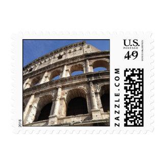 Roman Colosseum Postage