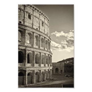 Roman Colosseum Print Photo