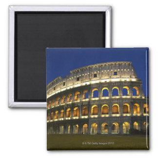 Roman Colosseum, Rome, Italy 3 Magnet