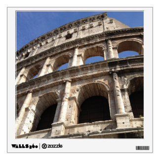 Roman Colosseum Wall Decal