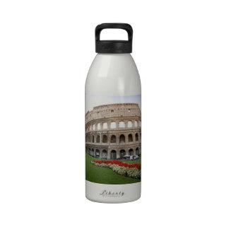 Roman Colosseum Reusable Water Bottles