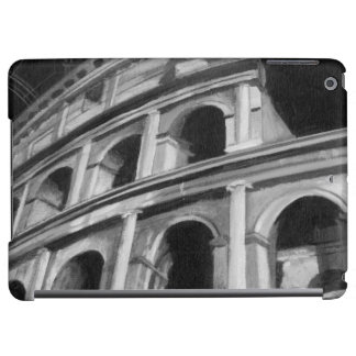 Roman Colosseum with Architectural Drawings iPad Air Case