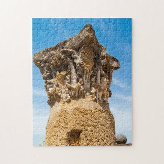 Roman Column Ruins Jigsaw Puzzle