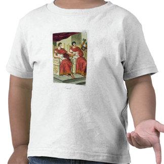Roman Consuls, from 'L'Antica Roma', 1825 (colour Shirts