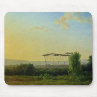 Roman Countryside Mouse Pad