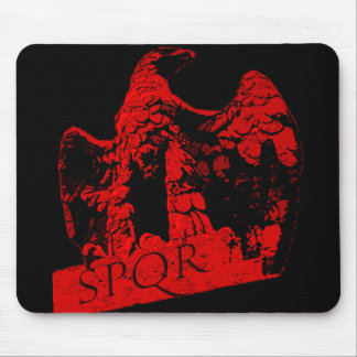 Roman Eagle(Red) - Mouse Pad
