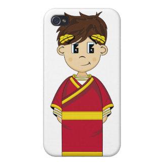 Roman Emperor iphone Case iPhone 4 Cases