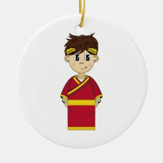 Roman Emperor Ornament