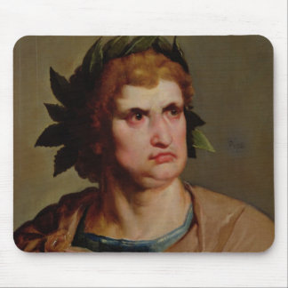 Roman Emperor, possibly Nero  c.1625-30 Mouse Pad