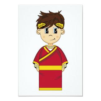 Roman Emperor RSVP Card